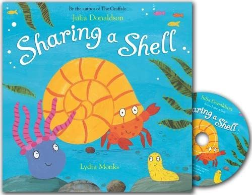 9781405092364: Sharing a Shell Book and CD Pack