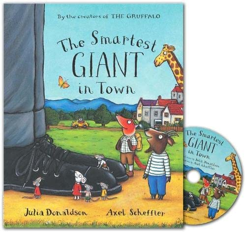 9781405092371: The Smartest Giant in Town