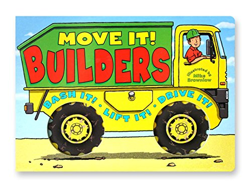9781405092432: Move It! Builders