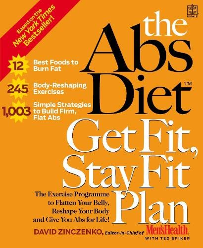 9781405093248: The Abs Diet: Get Fit, Stay Fit Plan - The Exercise Programme to Flatten Your Belly, Reshape Your Body and Give You Abs for Life