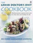 9781405093279: The Greek Doctor's Diet Cookbook: 100 delicious, Mediterranean-inspired low-GL recipes