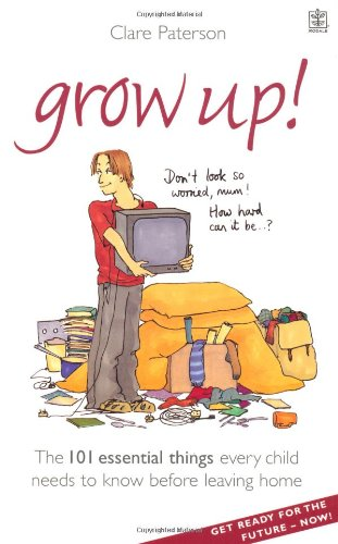 Grow Up!: Clare Paterson