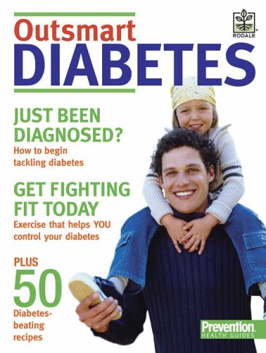 9781405093385: Outsmart Diabetes (Prevention Healthy Living Gds)