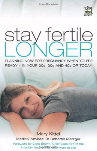 9781405093453: Stay Fertile Longer