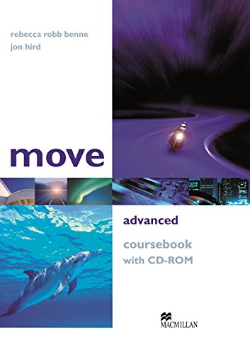 9781405095143: Move Advanced Student's Book Pack