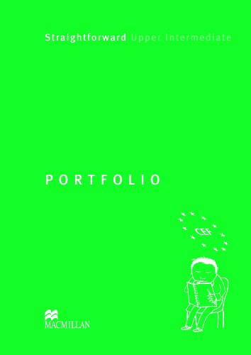 Straightforward: Upper Intermediate: Portfolio (1405095849) by Bowen, Tim; Scrivener, Jim