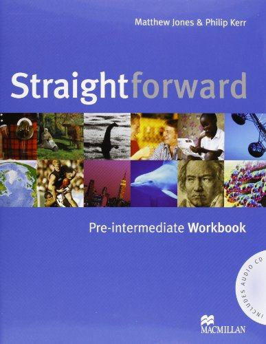 Straightforward Pre Intermediate Pack (1405096446) by Philip Kerr; Jim Scrivener; Ceri Jones