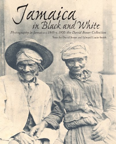 9781405098878: Jamaica in Black and White: Photography in Jamaica C.1845-c.1920: the David Boxer Collection