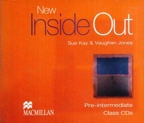 9781405099578: New Inside Out - Class CDs - Pre Intermediate