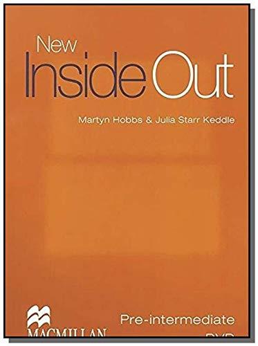 9781405099585: New Inside Out Pre-intermediate: DVD