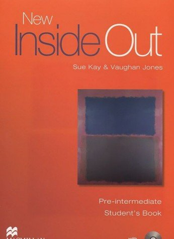 9781405099608: [(New Inside Out Pre-intermediate: Student's Book Pack)] [Author: Sue Kay] published on (January, 2008)
