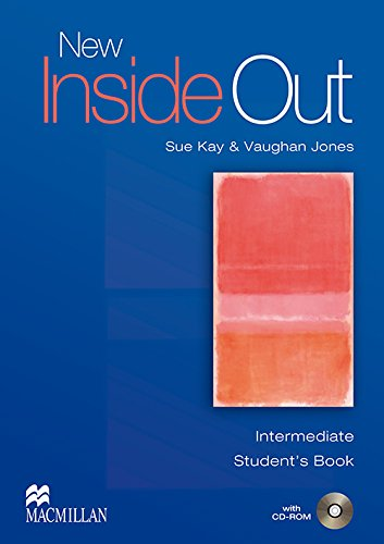 9781405099677: NEW INSIDE OUT Int Sts Pack: Student Book Pack