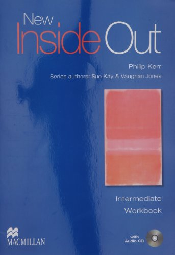9781405099684: New Inside Out Intermediate Workbook without key