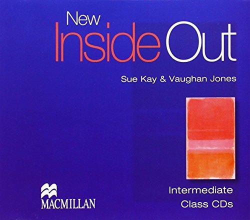9781405099707: New Inside Out Intermediate Class Audio CD