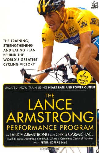 The Lance Armstrong Performance Program (1405099917) by Lance Armstrong