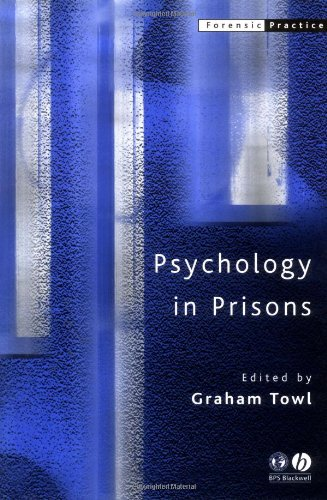 9781405100281: Psychology in Prisons (Forensic Practice series)