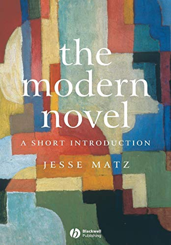 9781405100489: The Modern Novel: A Short Introduction (Wiley Blackwell Introductions to Literature)