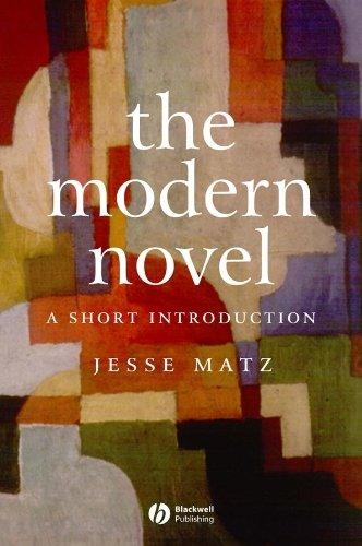 9781405100496: The Modern Novel: A Short Introduction