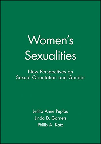 9781405100809: Women's Sexualities: New Perspectives on Sexual Orientation and Gender (Journal of Social Issues)