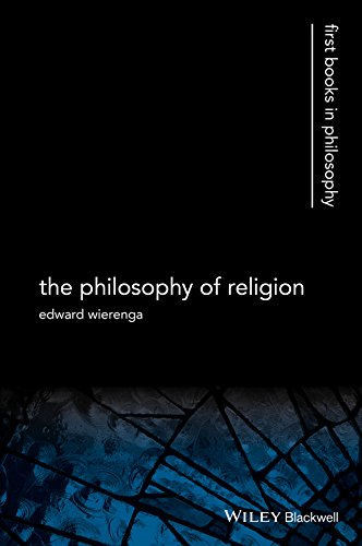 9781405100885: The Philosophy of Religion (First Books in Philosophy)