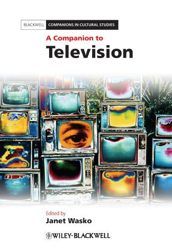9781405100946: A Companion to Television