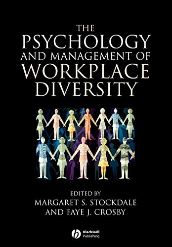 9781405100960: The Psychology and Management of Workplace Diversity