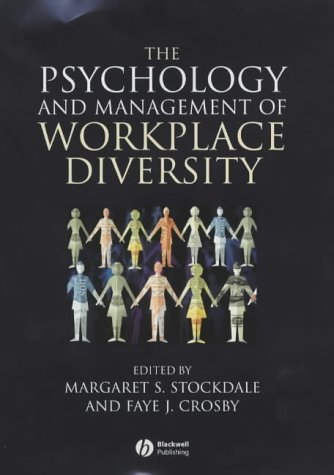 9781405100991: Psychology and Management of Workplace Diversity