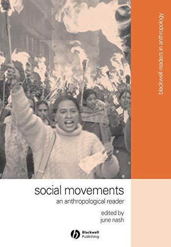 9781405101080: Social Movements: An Anthropological Reader