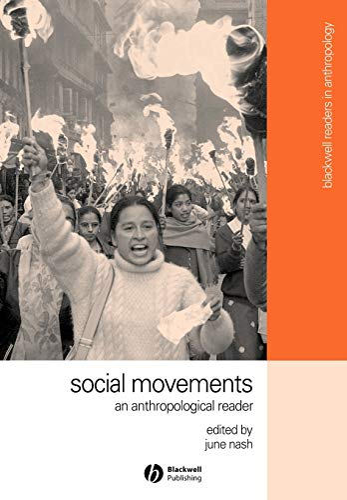 9781405101097: Social Movements: An Anthropological Reader