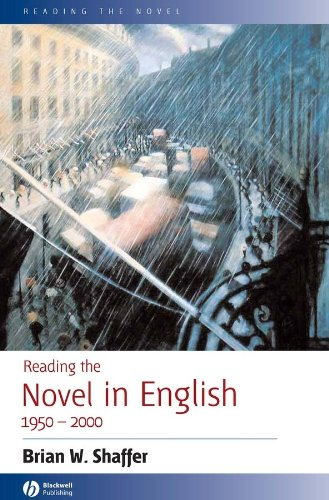 9781405101141: Reading the Novel in English 1950 - 2000