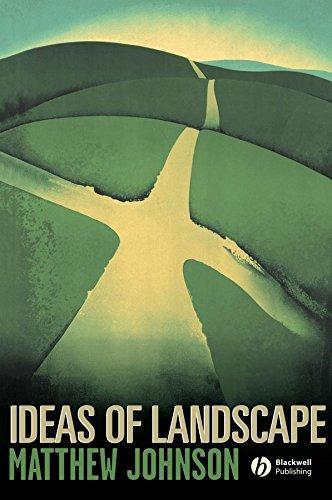 9781405101608: Ideas of Landscape