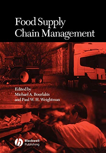 9781405101684: Food Supply Chain Management