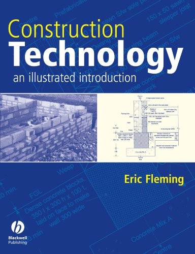 9781405102100: Construction Technology: An Illustrated Introduction