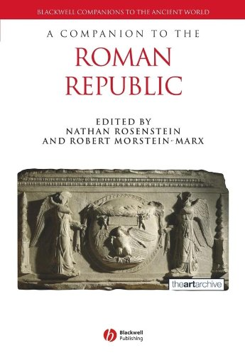 A Companion to the Roman Republic: Wiley-Blackwell
