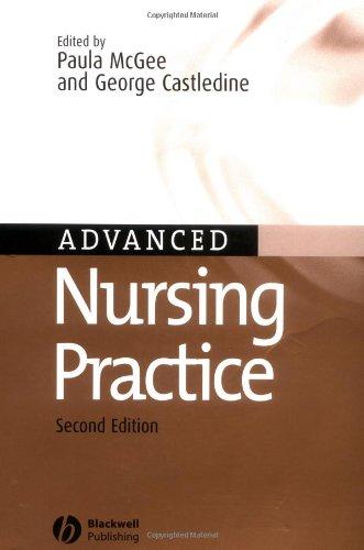 9781405102346: Advanced Nursing Practice