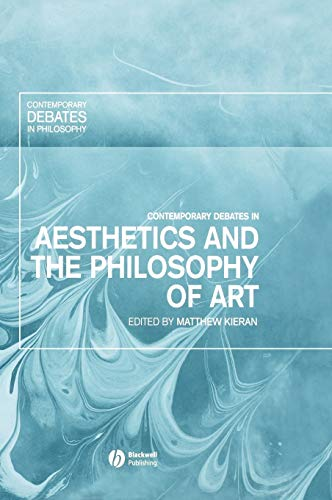 9781405102391: Contemporary Debates in Aesthetics and the Philosophy of Art