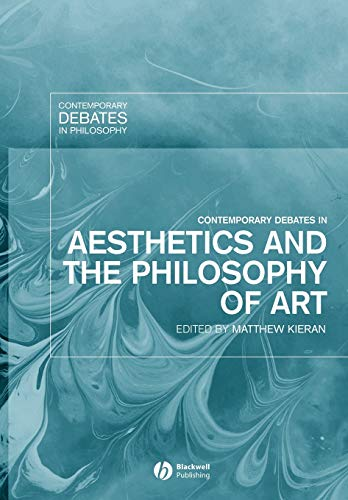 9781405102407: Contemporary Debates in Aesthetics and the Philosophy of Art