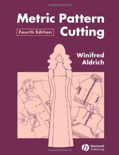 9781405102780: Metric Pattern Cutting