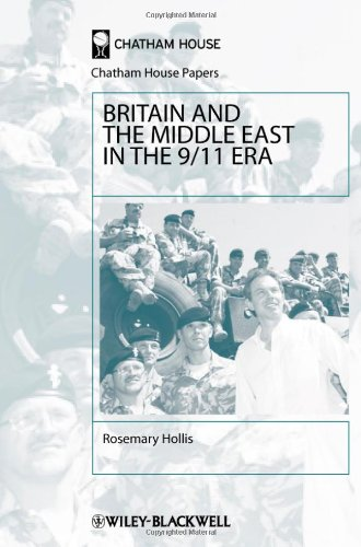 9781405102971: Britain and the Middle East in the 9/11 Era