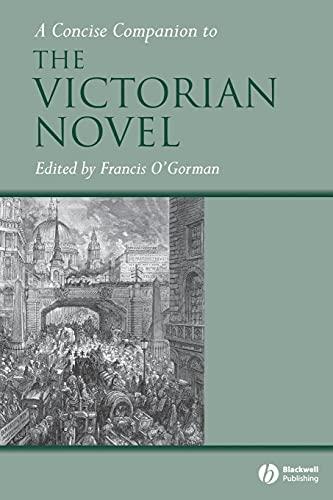 Concise Cmpn Victorian Novel (Paperback): O'Gorman