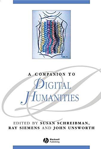 9781405103213: A Companion to Digital Humanities