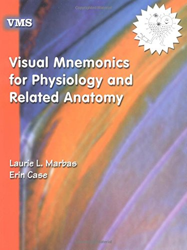 9781405103275: Visual Mnemonics for Physiology and Related Anatomy (Visual Mnemonics Series)