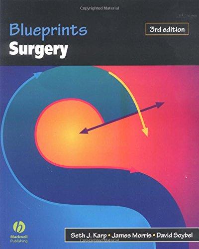 9781405103329: Blueprints Surgery