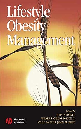 Lifestyle Obesity Management: Foreyt, John P.