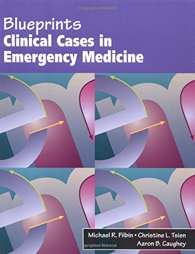 9781405103732: Blueprints Clinical Cases in Emergency Medicine