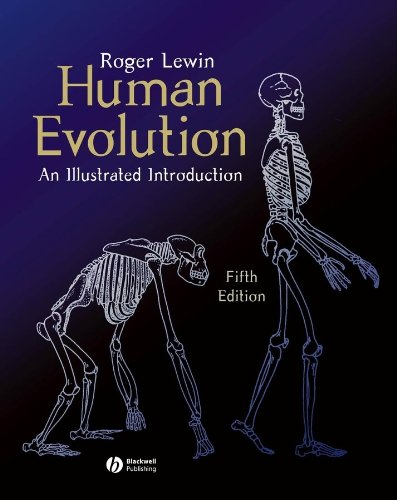 9781405103787: Human Evolution: An Illustrated Introduction