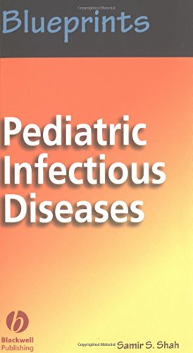 9781405104029: Blueprints Pediatric Infectious Diseases (Blueprints Pockets)