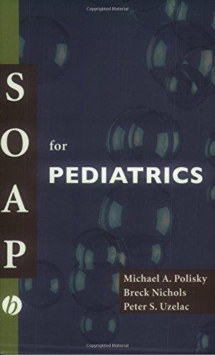 9781405104340: SOAP for Pediatrics