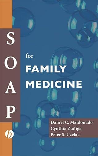 9781405104371: SOAP for Family Medicine