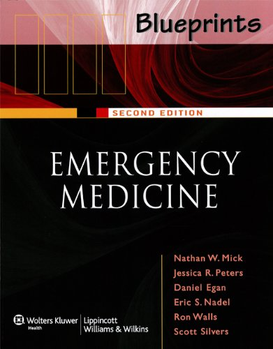 9781405104616: Blueprints Emergency Medicine (Blueprints Series)